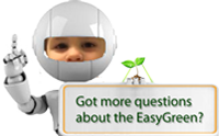 EasyGreen FAQ Logo